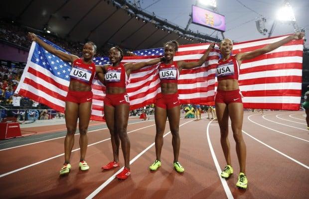 Olympic highlights, Aug. 10