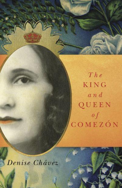 """The King and Queen of Comezón"" book cover"