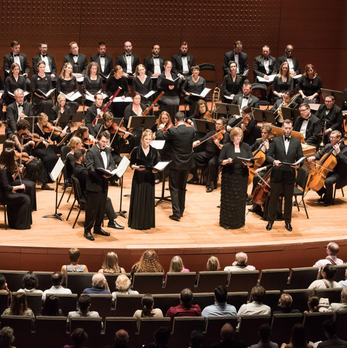 True Concord completing Bach trifecta with St  Matthew Passion