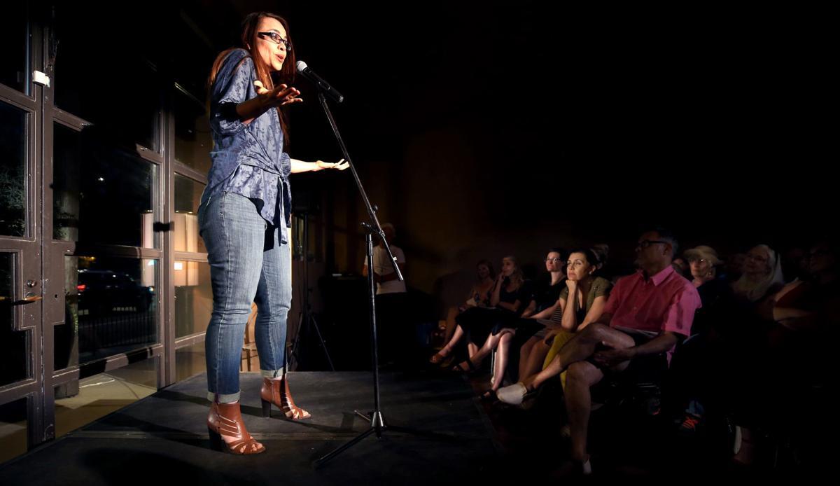 Storytellers Karla Campillo-Soto (LE)