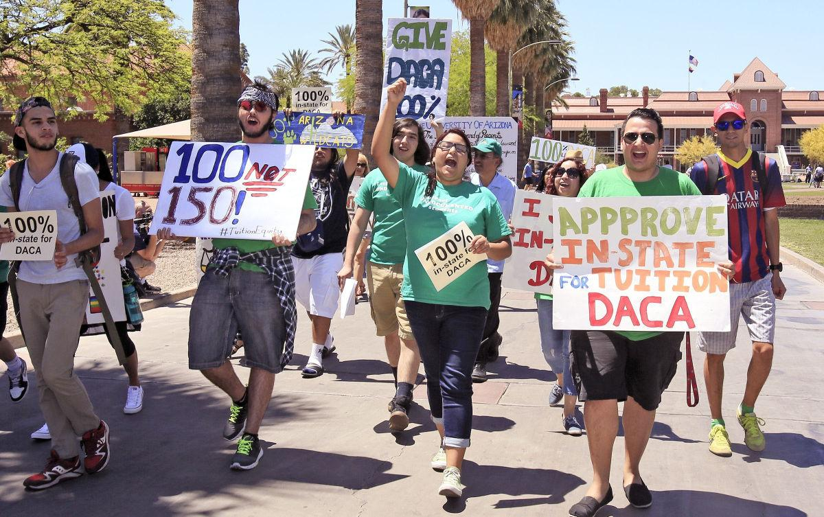 DACA Rally