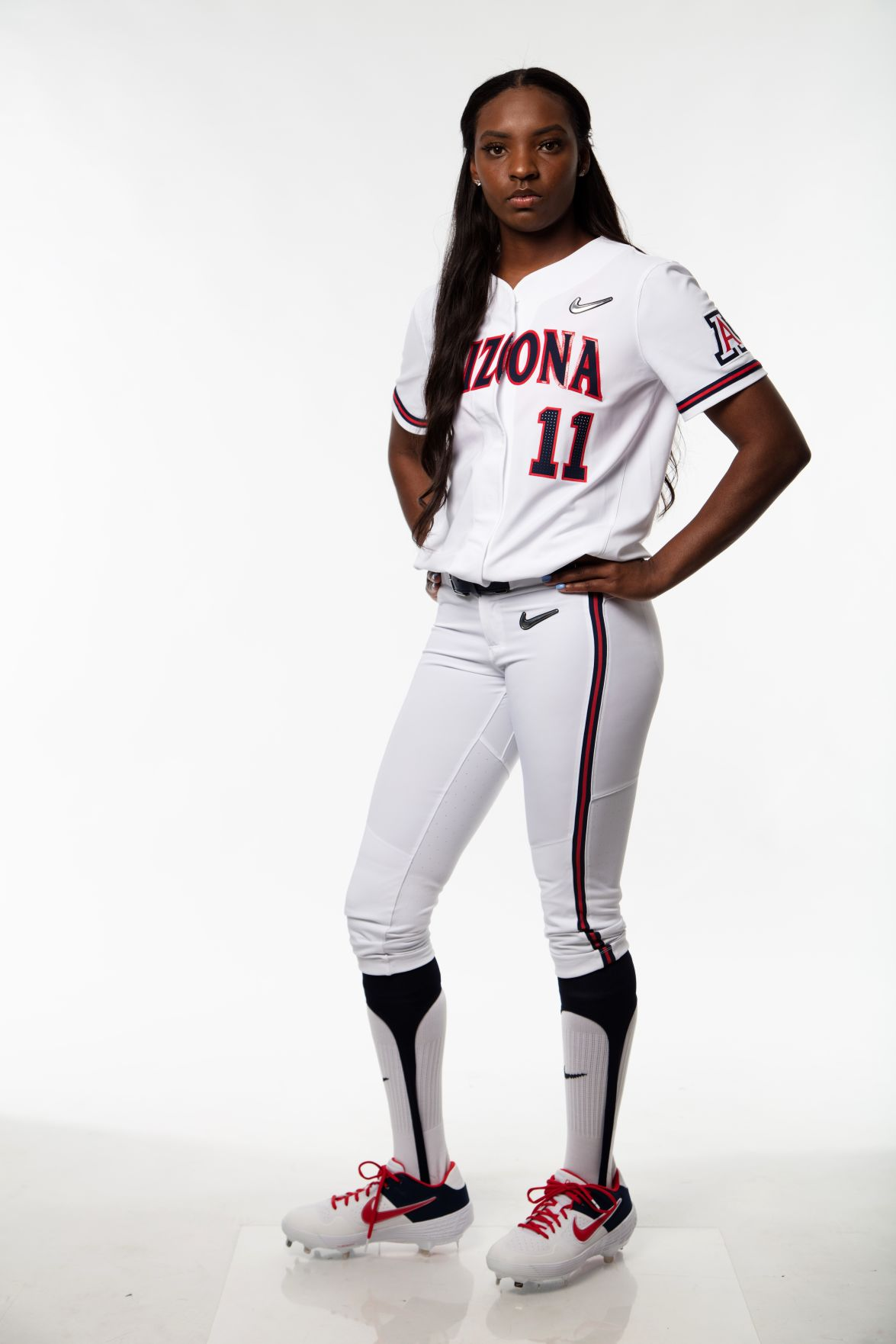 sports shoes 70143 28ece Photos: Arizona Wildcats debut six new softball uniforms ...