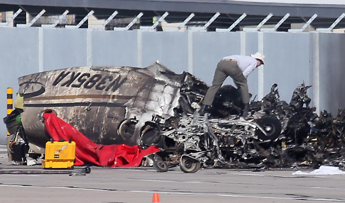 Report: Pilot in 2017 Tucson plane crash had marijuana, amphetamine in system