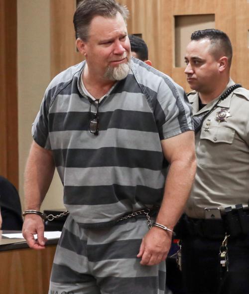 Craig Carter Sentencing