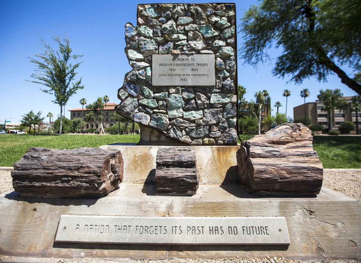 Confederate Monuments Arizona