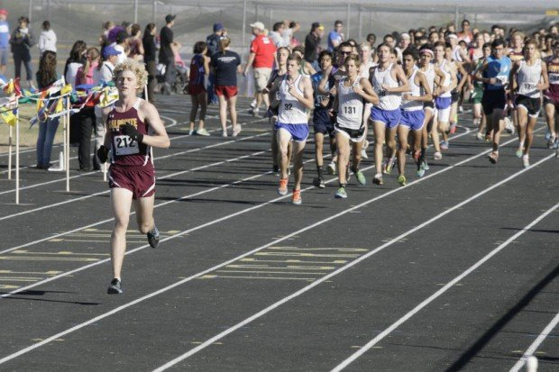 High school cross country: Trouard multitalented and multi-titled