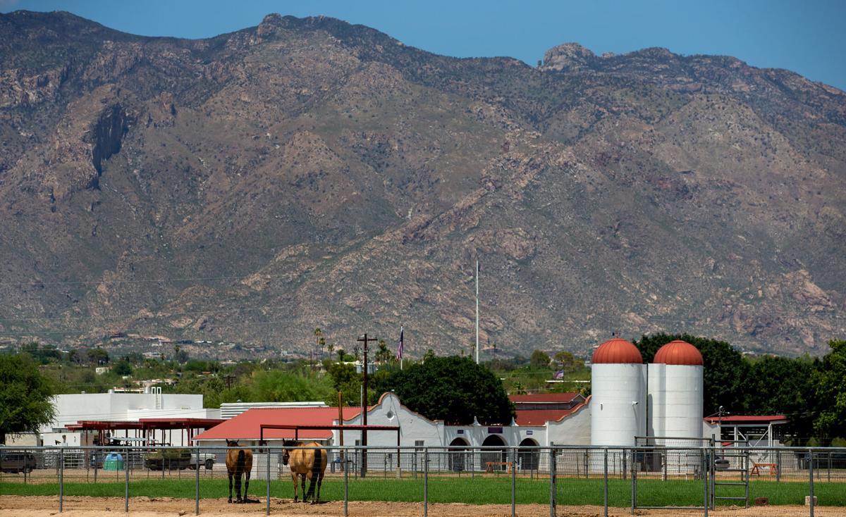 UA Campus Agricultural Center