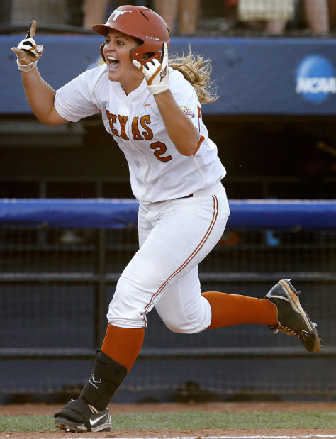 Women's College World Series: Texas rallies past Sun Devils in 'so intense' WCWS opener