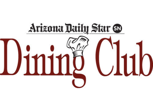 Star's Dining Club card is a great way to try an unfamiliar Tucson restaurant