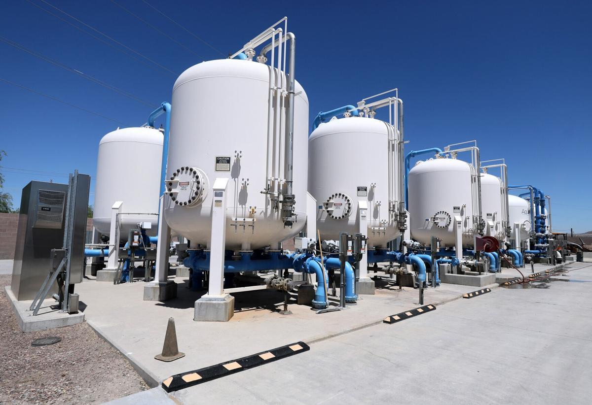 PFAS Treatment, Tucson Water