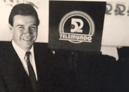 Frank Cruz Telemundo