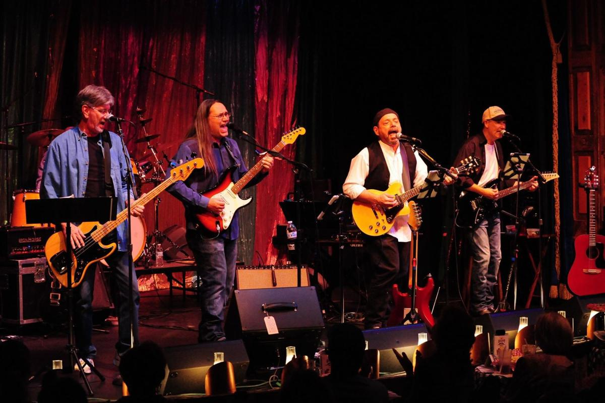 Super Songs of the 60s — The Gaslight Music Hall