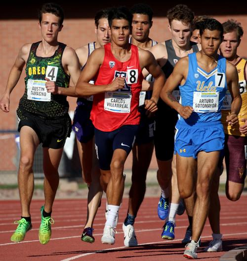Pac-12 Track & Field Championships (copy)