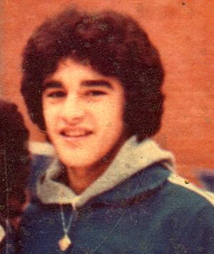 Robert Bobby Ortiz 1/15/1962 - 6/25/1981