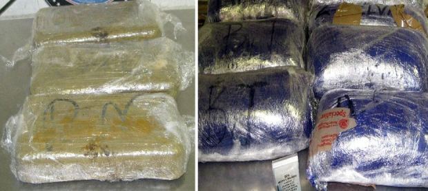Border officers in Nogales find heroin, meth in spare tire