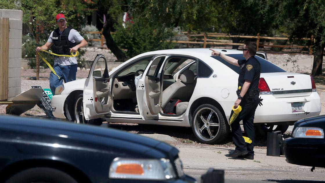 Man Fatally Shot By Tucson Police During Chase Was