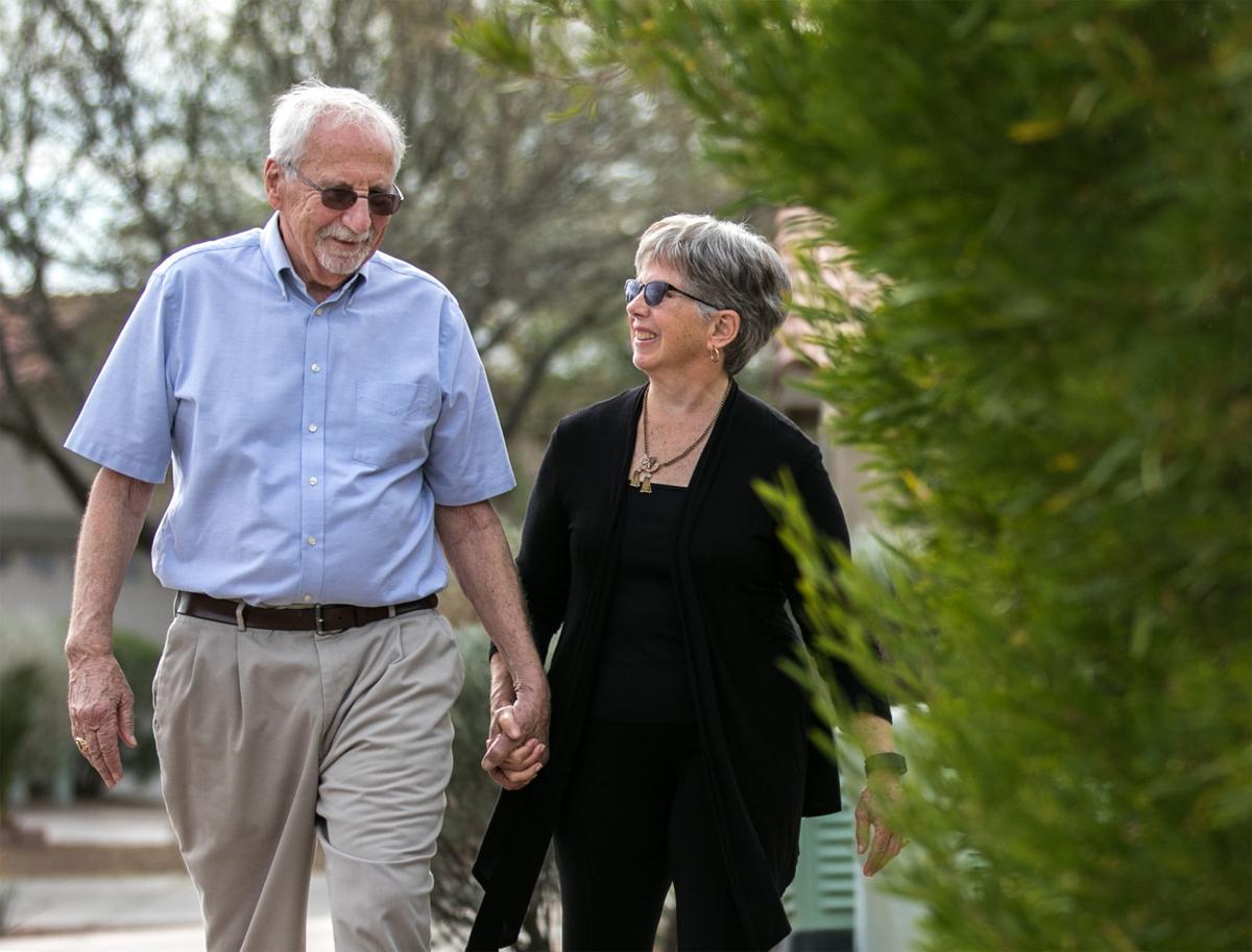 Jim and Marilyn Johnson