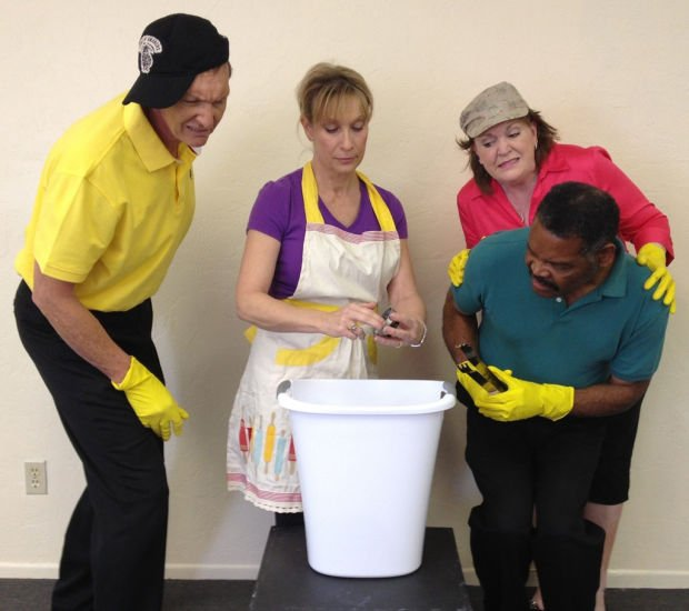 """Tucson theatre group opens adaptation of Fulghum's """"All I Need to Know. . ."""""""
