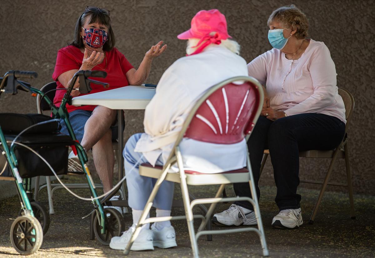 Fountains At La Cholla retirement community