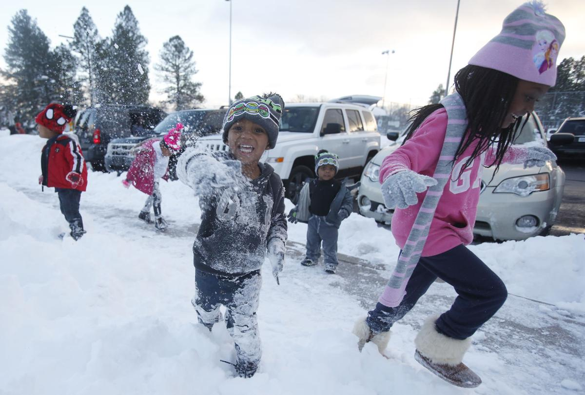 Snow Play