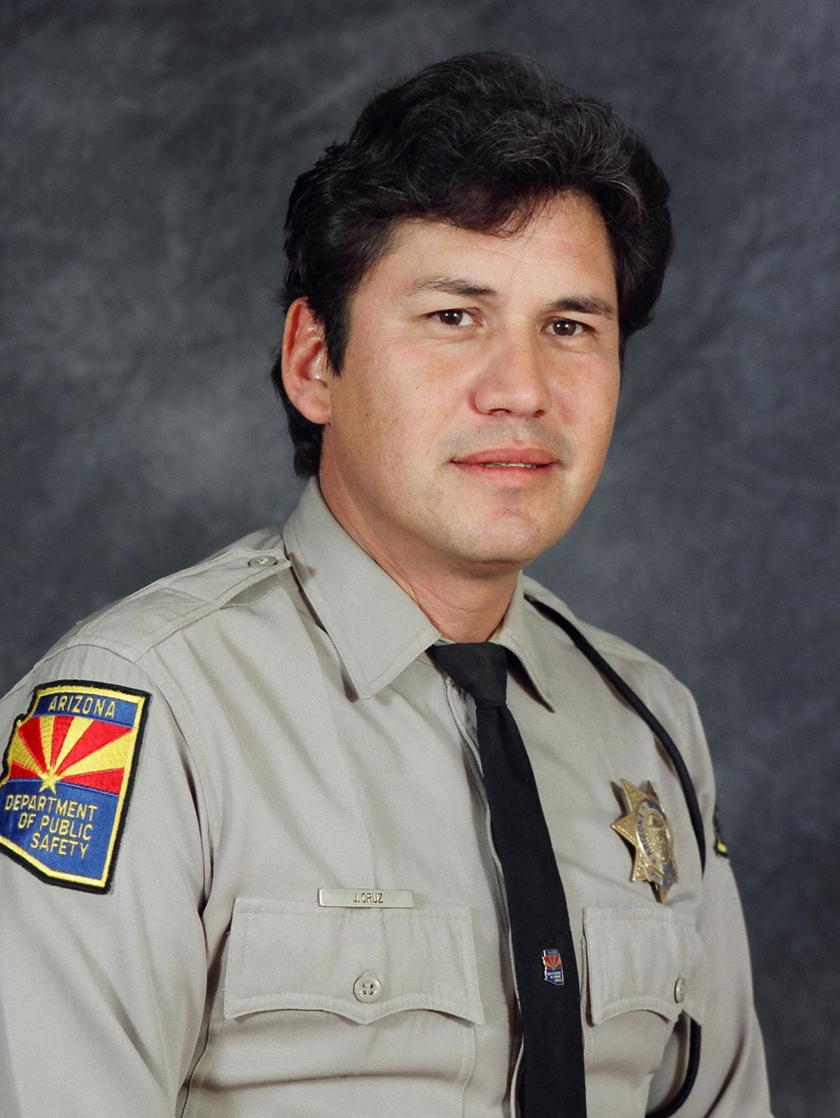 Officer Juan Cruz