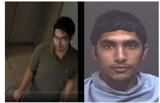 UA burglary suspect