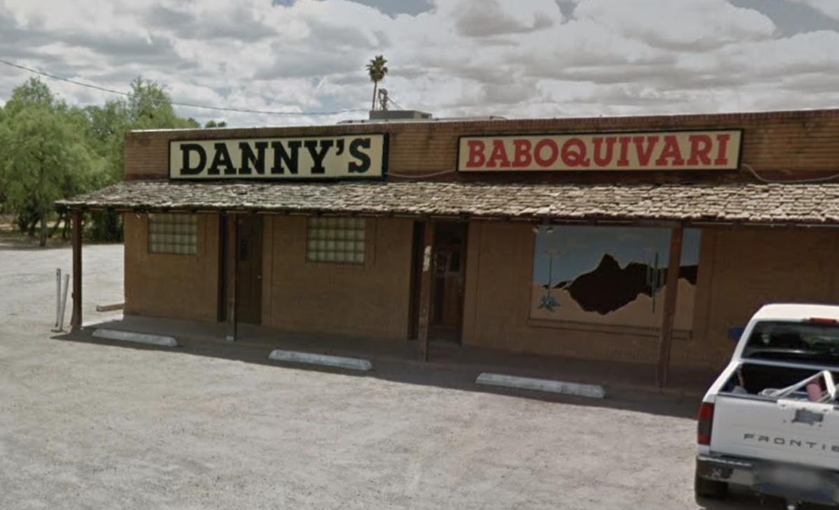 Danny's Baboquivari Lounge