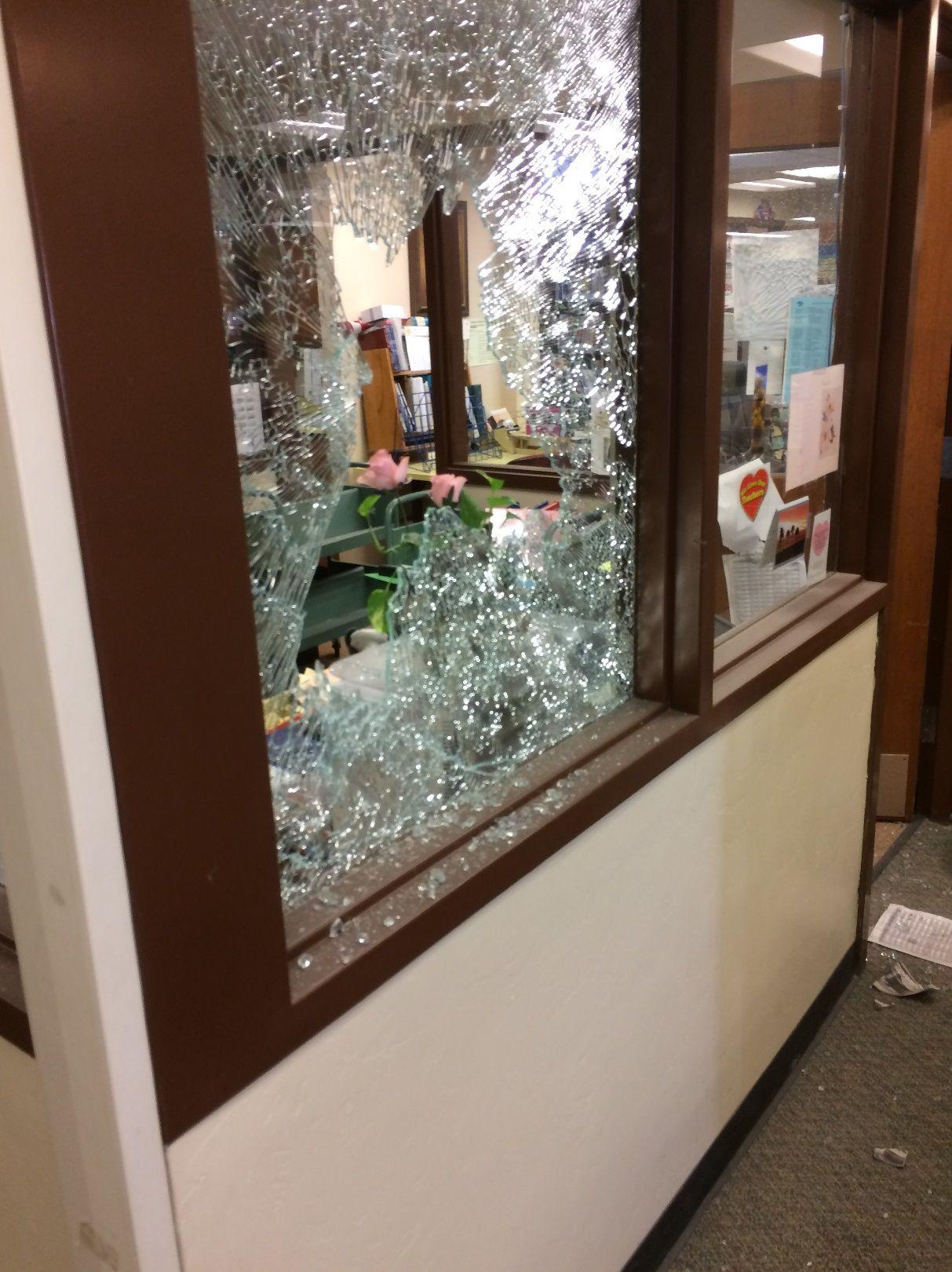 Amphi Schools Vandalized; Library Set Afire, Computers Destroyed   Local  News   Tucson.com
