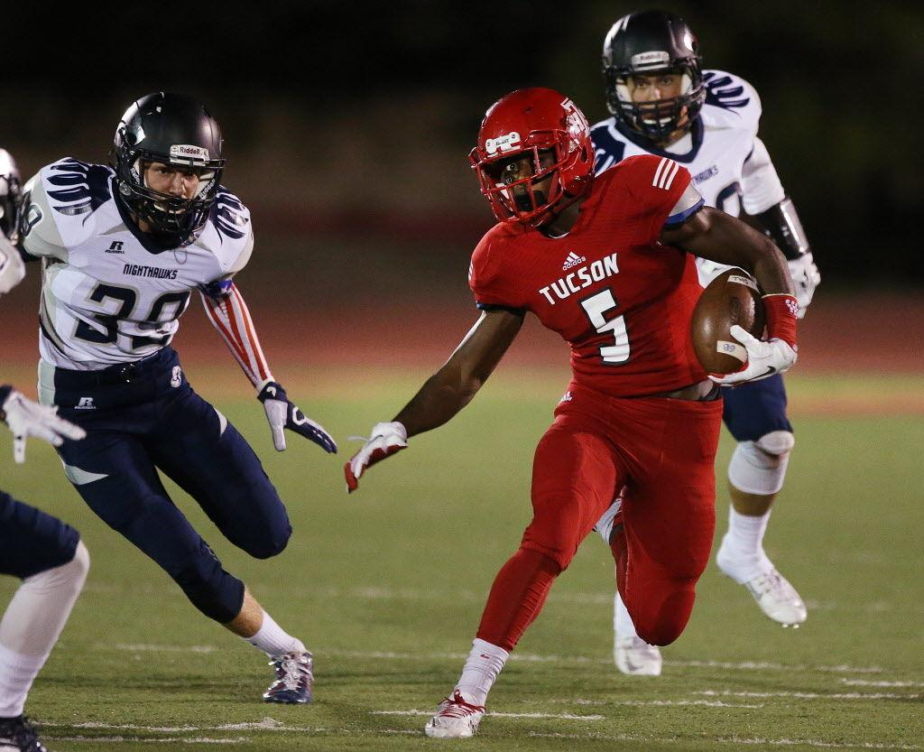 Tucson High vs. Ironwood Ridge high school football