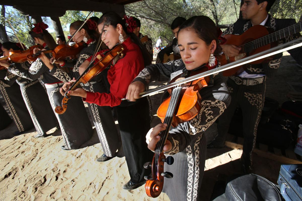 Saturday, May 20-Sunday, May 21 — Support local schools, Los Changuitos Feos at fest