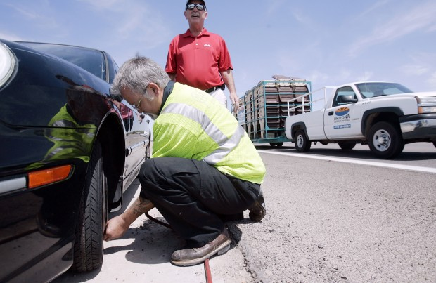 Law protecting stuck drivers takes effect today, so look out