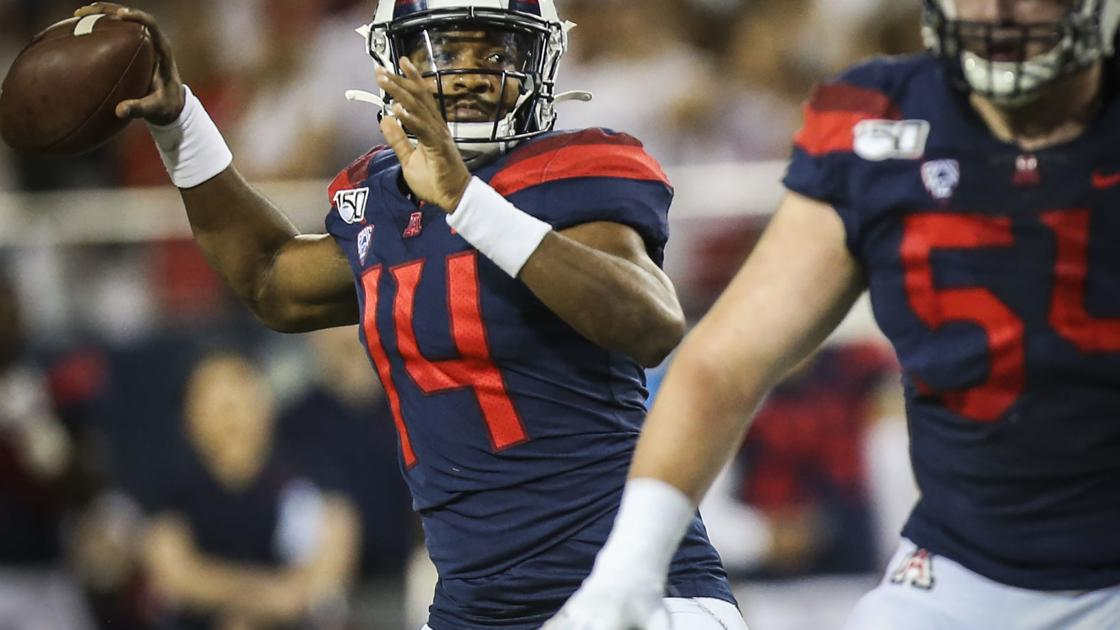 Revisiting 6 key stats for the Arizona Wildcats, whose lack of sacks is alarming