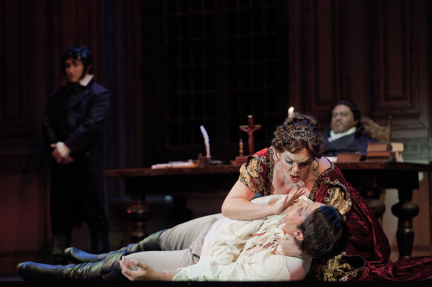 'Tosca': 'Jealousy, passion, murder, love'