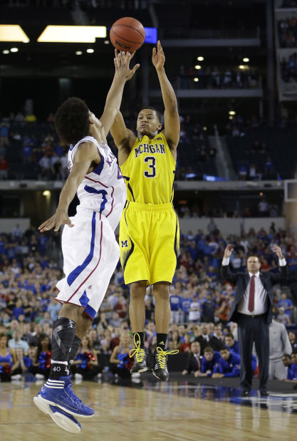 Midwest and South Sweet 16: A Trey to remember