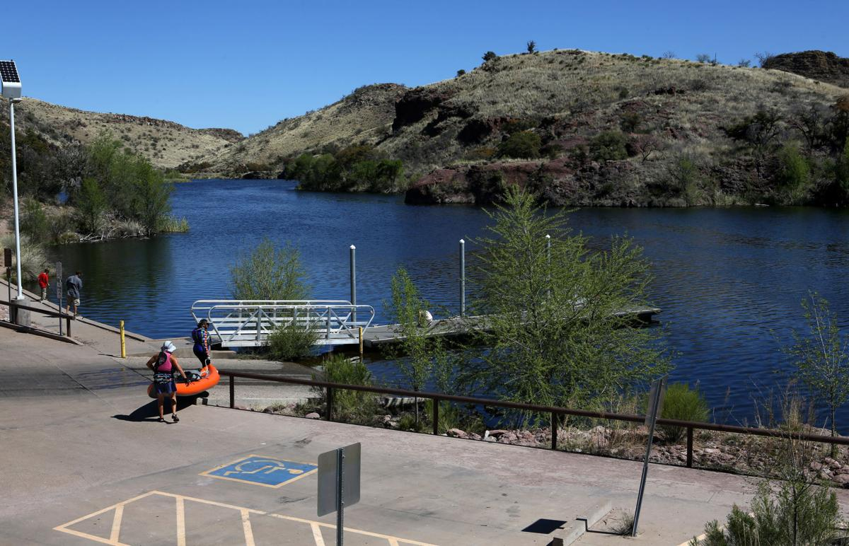 4 nearby Arizona lakes for swimming this summer | tucson