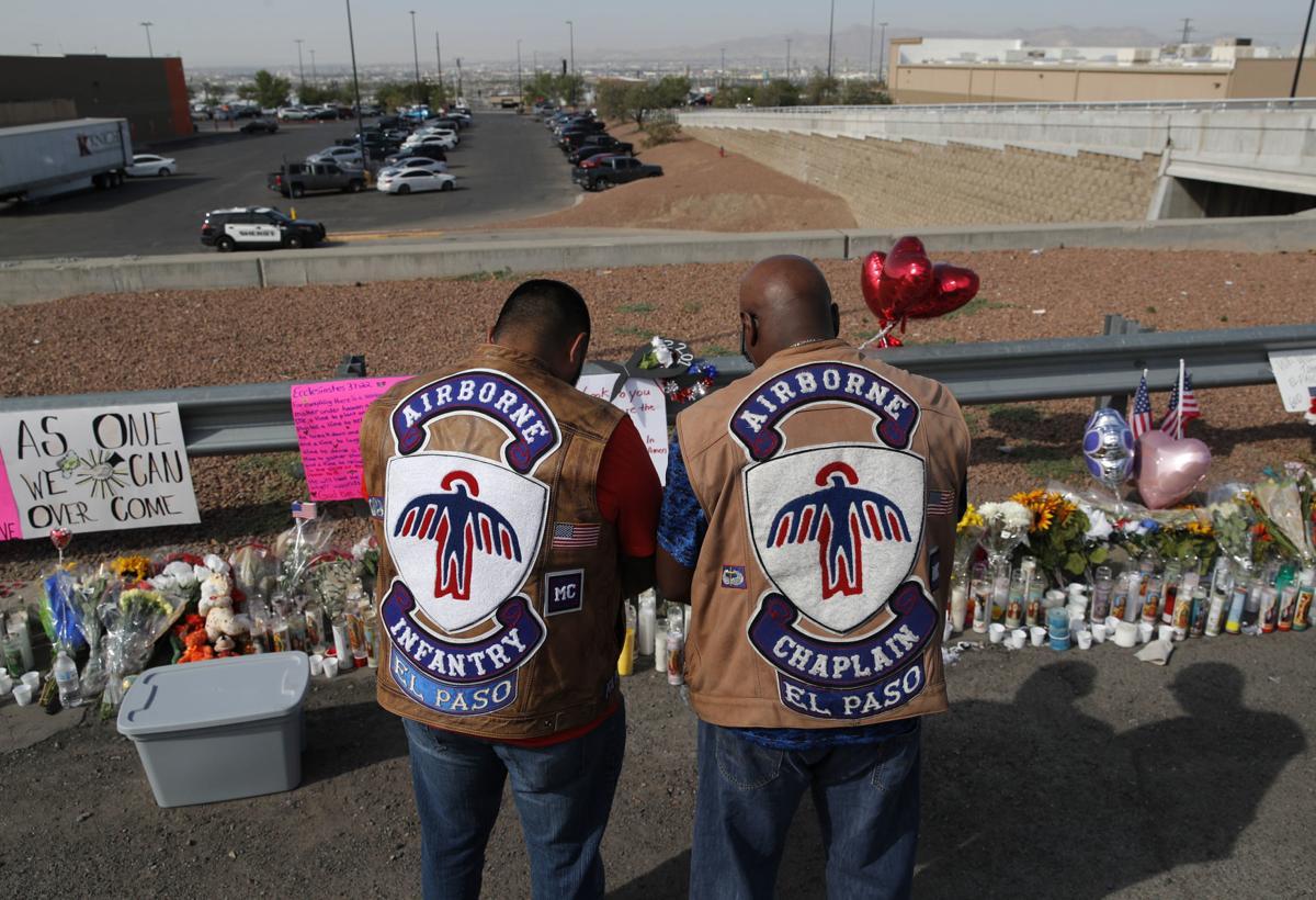 Víctimas en El Paso