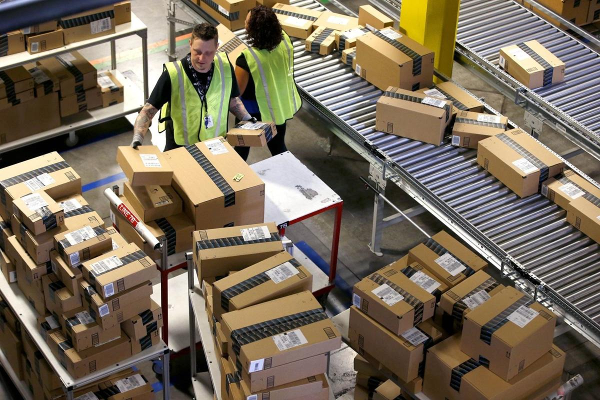 Amazon To Open Giant Warehouse In Tucson Plans To Hire More Than