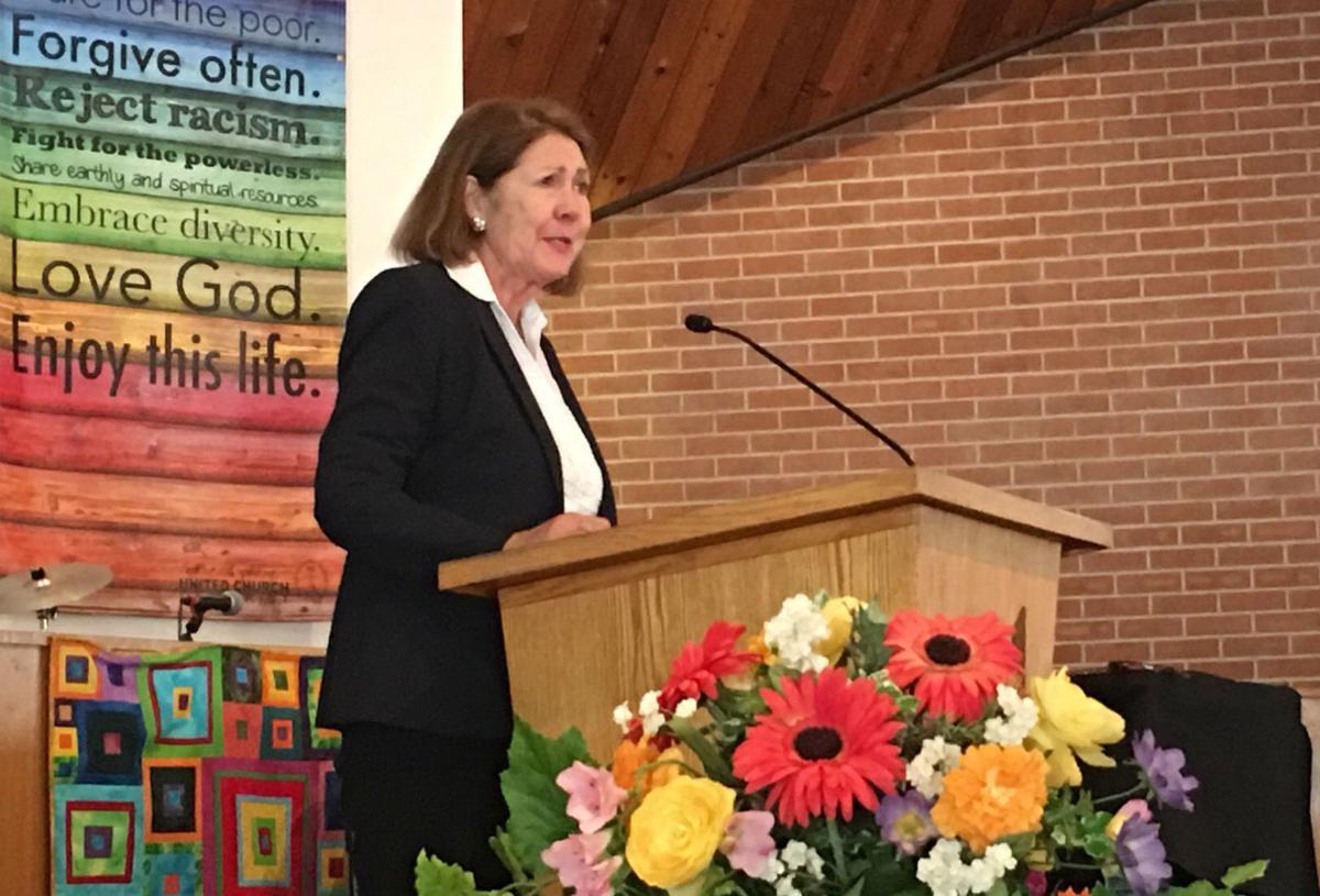 Rep. Ann Kirkpatrick