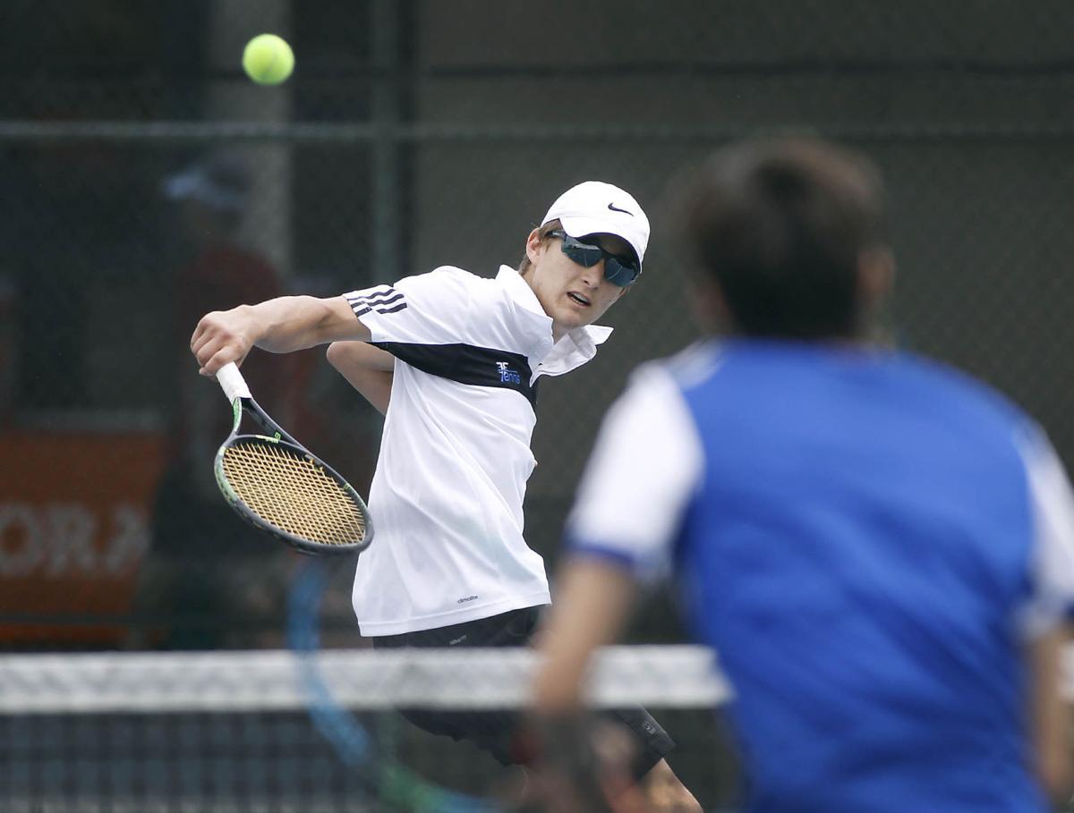 High school tennis state championships