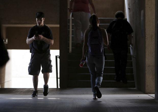 Pima Community College enrollment drop