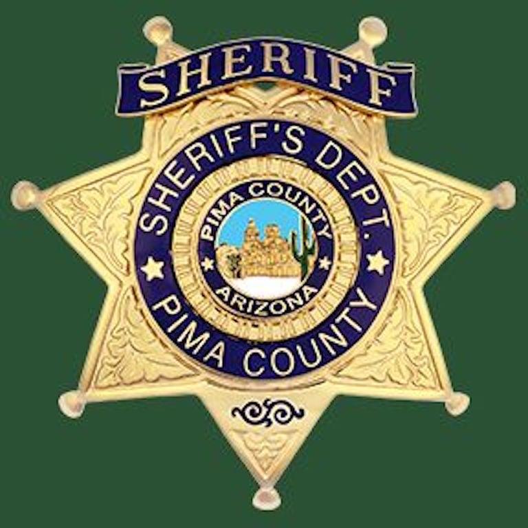 Pima County Sheriff's  badge (logo)