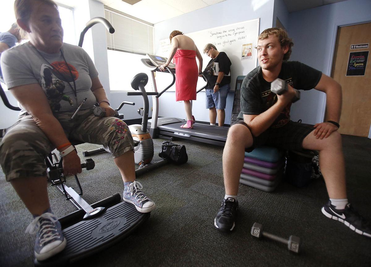 UA Rise Health and Wellness Center