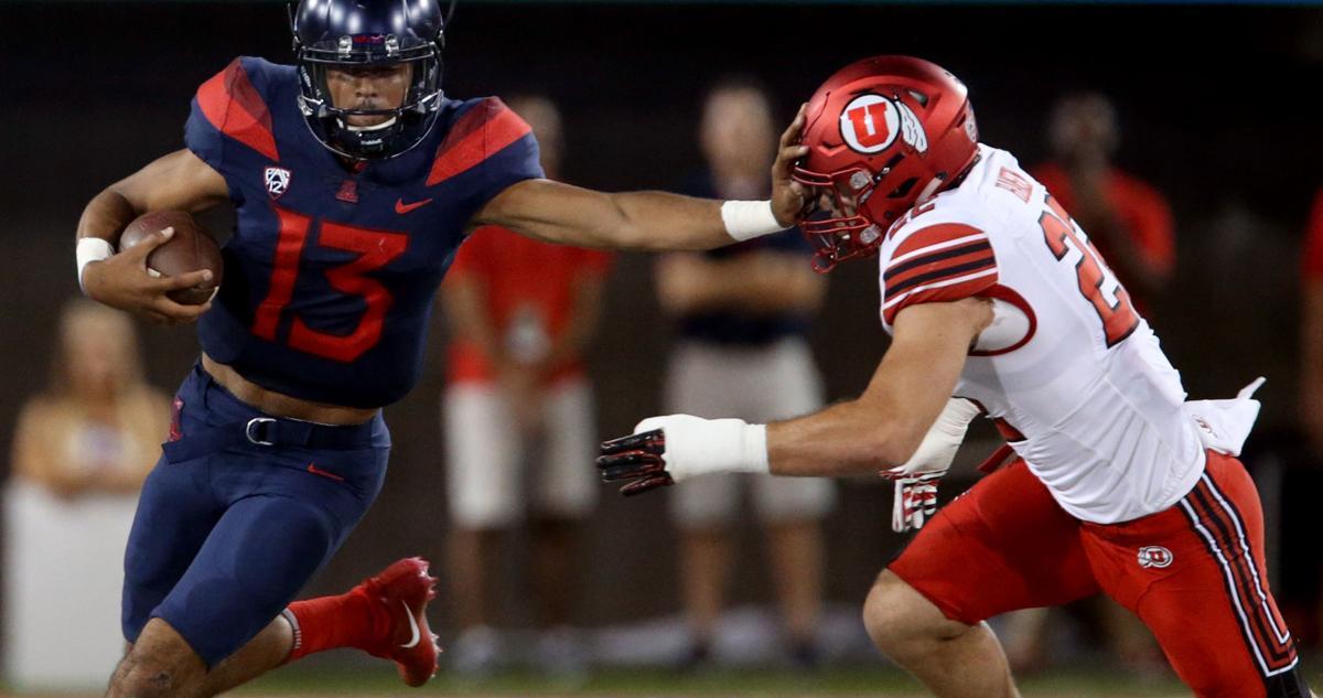 University of Arizona vs Utah