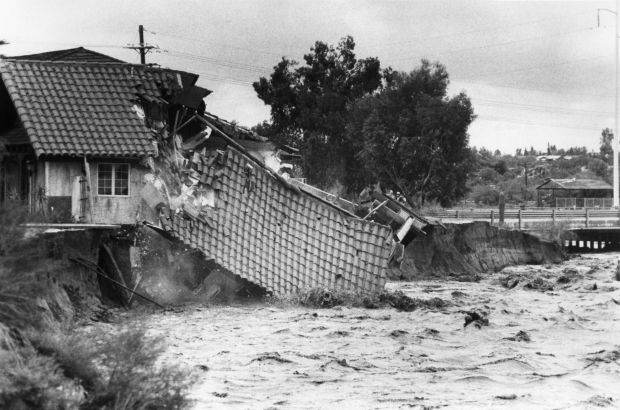 The floods of 1983