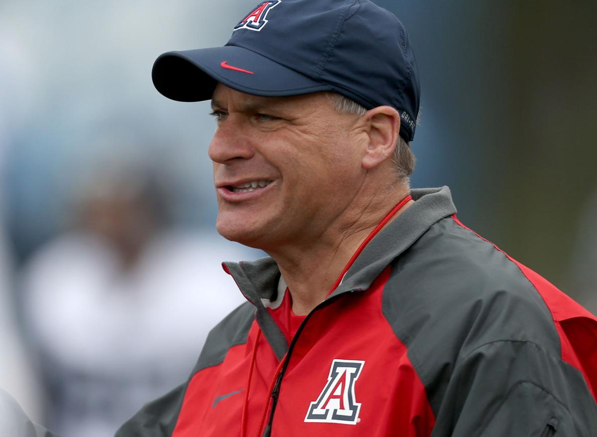 Five questions facing RichRod, Arizona Wildcats heading into Pac-12 Media Days