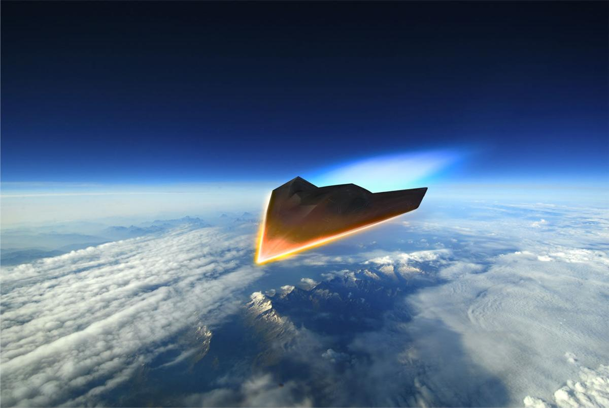 Raytheon wins $174M contract for hypersonic missile