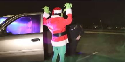 TPD Grinch Video
