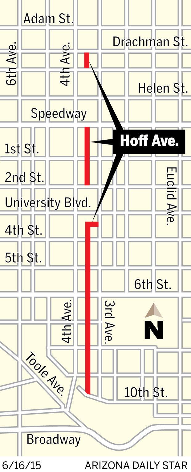 Hoff Avenue
