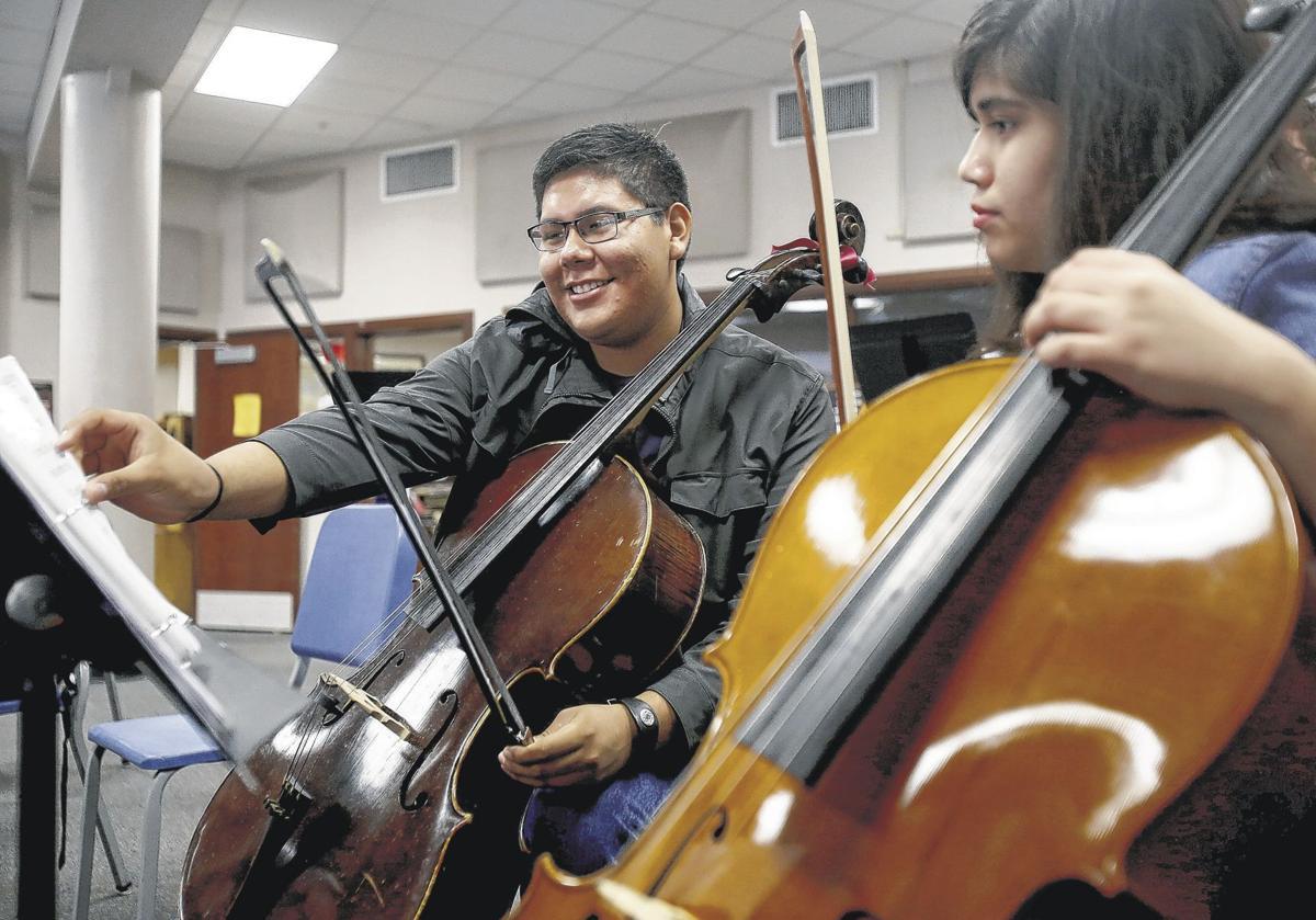 Tucson High School Orchestra