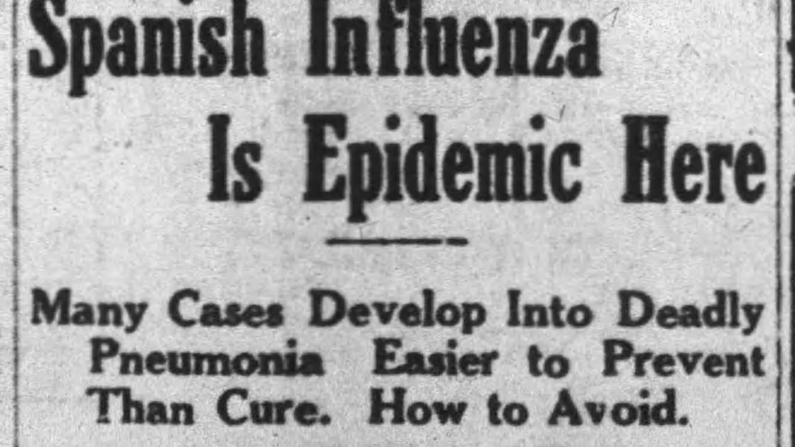 Star chronicled 1918 pandemic as it marched to, and through Tucson